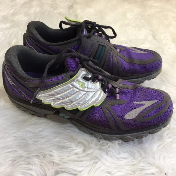 5c2f5ad4157 Brooks Shoes - Brooks Pure Cadence P2 Purple Winged Running Shoes